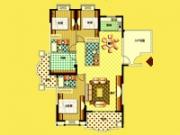 3号楼170㎡四房两厅三卫