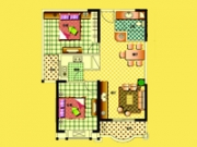 3号楼90㎡两房两厅一卫