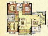 约118㎡三房两厅两阳台