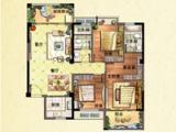 约120㎡三房两厅两阳台