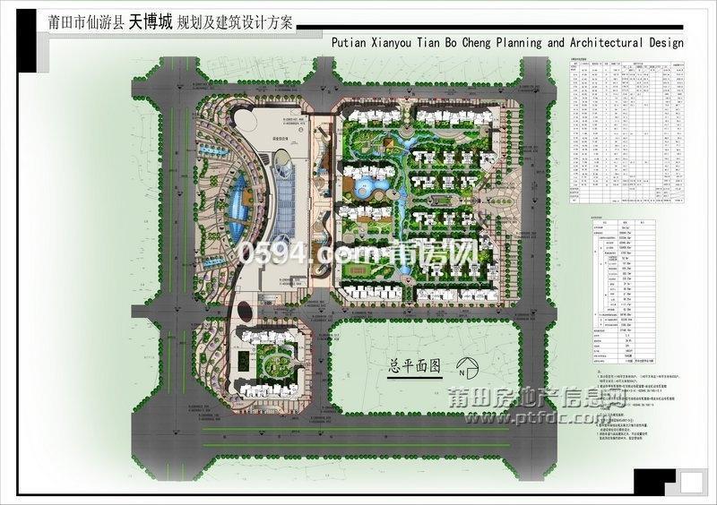 天博城市广场 - 新房中心