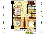 6#楼78㎡单身公寓