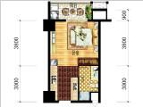 6#楼37㎡单身公寓