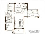 6#9#楼120㎡户型3房2厅2卫