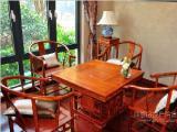 中式别墅样板房--会友室