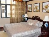 中式别墅样板房--卧室