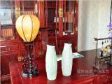 中式别墅样板房--书房
