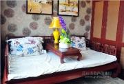 中式别墅样板房--休闲室