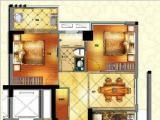 1#楼142㎡三房两厅