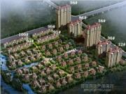 安特紫荆城鸟瞰图