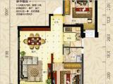 2# 90㎡、88㎡两室两厅一卫