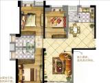 5#6#楼122㎡三房两厅