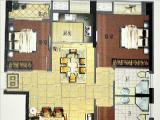 2#3#楼128㎡三房两厅