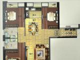 1#楼120㎡三房两厅