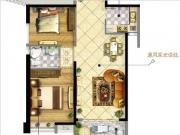 4#G戶型89㎡兩房兩廳