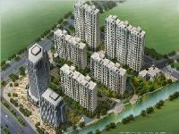 莆田中海国际鸟瞰图
