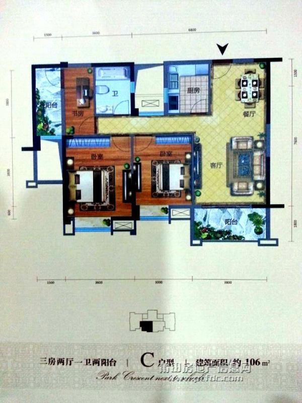 11#楼48—129㎡户型)二期(10#楼88㎡和11#楼52㎡的小户型,8#楼2单元和