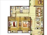 4#6#楼91㎡三房两厅