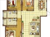 4#6#楼134㎡三房两厅