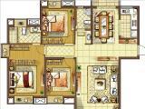 7#11#楼141㎡三房两厅
