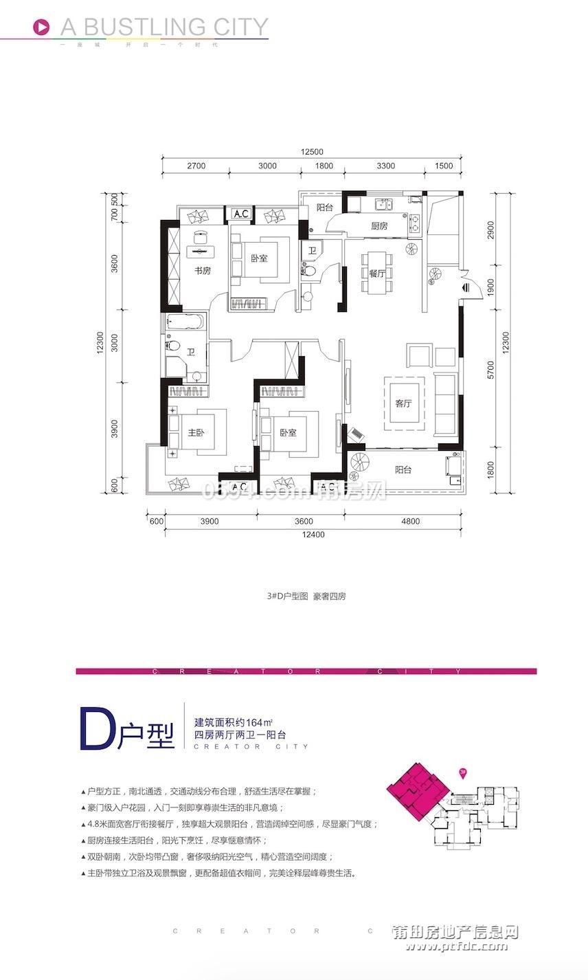 3# D户型