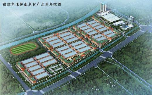中国木业城