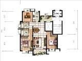 A116.87㎡三房两厅两卫一阳台