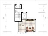 B-1下层146.94㎡三房三厅两卫一阳台