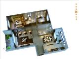 3#2房2厅2卫2阳台118.27㎡