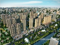 華永天瀾城二期效果圖