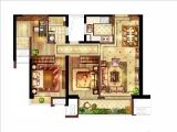 一期3#96㎡三房两厅一卫