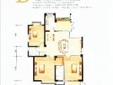 131.48㎡三房二室二厅