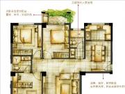8#楼01单元124㎡三房