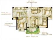8#楼02单元105㎡三房