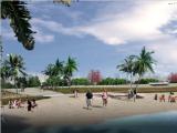 周边配套:沙滩公园