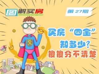 """图解买房27期:买房""""四金""""知多少?傻傻分不清楚"""