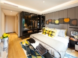 115㎡复式样板房卧室