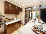 142㎡复式样板房厨房