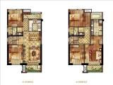 三期125㎡复式5房2厅3卫