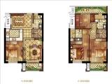 三期115㎡复式4房2厅3卫