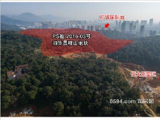 测评:PS拍-2016-03号泗华景祥山地块3.23拍卖