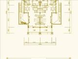 别墅203㎡四房三房三卫 第一层