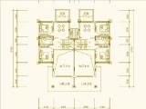 209㎡四房三厅三卫 第二层
