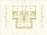 别墅209㎡四房三厅三卫 第三层