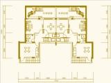 232㎡六房三厅三卫 地下一层
