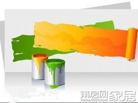 与环保大军并进 水性涂料将成主流