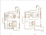 二期2#楼06单元顶层312㎡五房