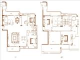 二期2#楼0405单元顶层319㎡四房