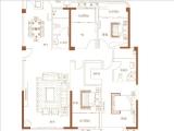 二期2#楼03单元182㎡四房
