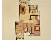 5#楼 128平米3房